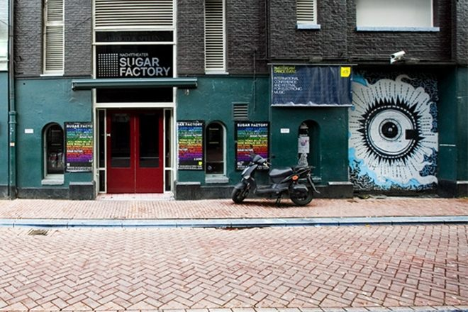 Amsterdam venue Sugar Factory forced to file for bankruptcy