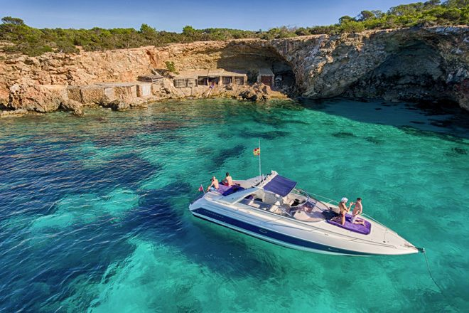 See Ibiza by boat this summer