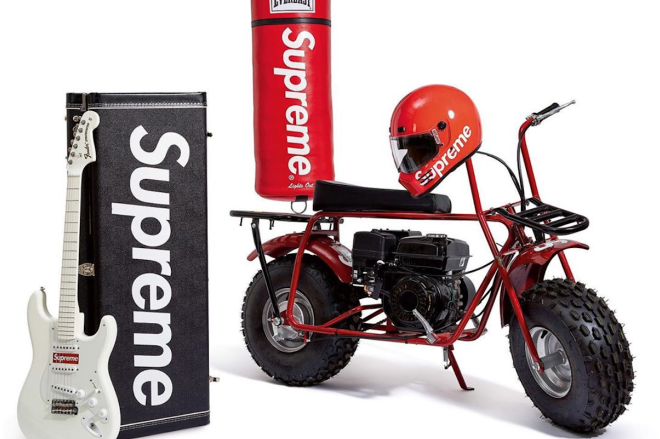 The most complete Supreme collection to be auctioned at Sotheby's