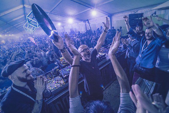 Spotify playlist: 50 steamrolling techno bangers