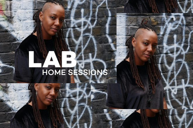 Syreeta in The Lab: Home Sessions
