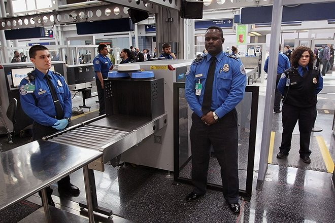 Fed up TSA agents blast uncensored rap at JFK Airport