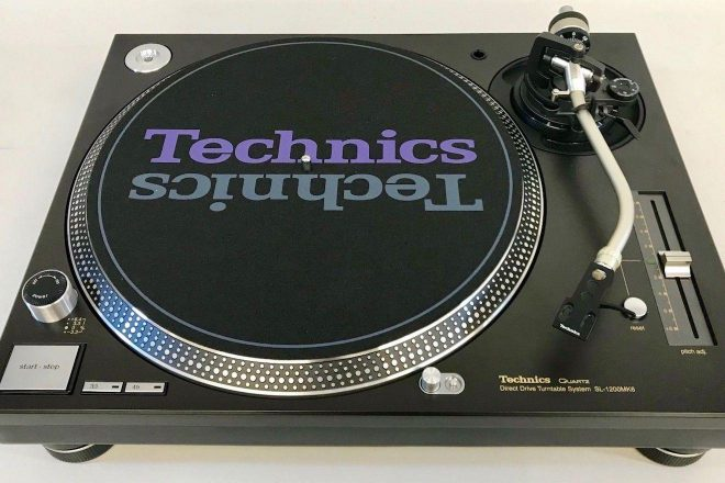 Technics rumored to unveil new SL-1200 DJ turntable this month