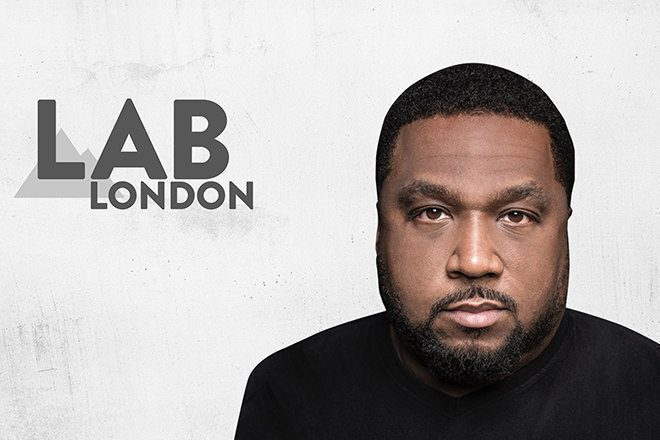 Terry Hunter in The Lab LDN