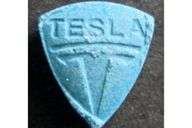 Warning issued over dangerous blue 'Tesla' pills following deaths and hospitalisations