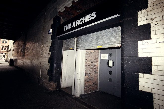 The Arches is no longer a nightclub