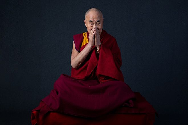 The Dalai Lama releases new single 'One Of My Favorite Prayers'