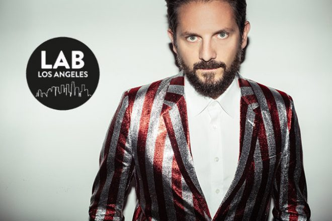 Potion in The Lab LA with The Magician, The Aston Shuffle and Bobby Nourmand