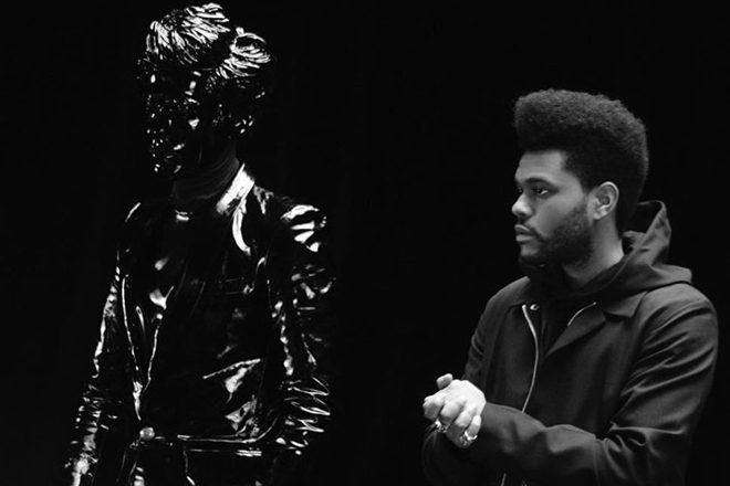 Gesaffelstein and The Weeknd reveal new track 'Lost in the Fire'