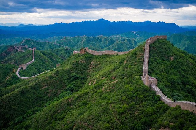 There's about to be a rave at the Great Wall of China