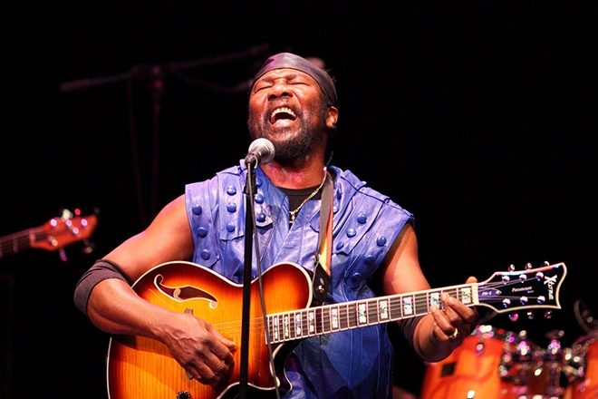 Toots and the Maytals frontman Toots Hibbert has died