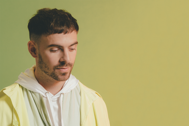 Patrick Topping has announced his biggest headline show to date