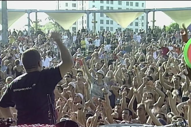 Ultra Miami shares rare footage of its inaugural event in '99