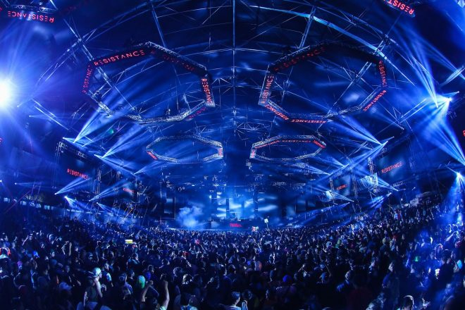 Mexico City's inaugural RESISTANCE event taps Maceo Plex, Eats Everything and more