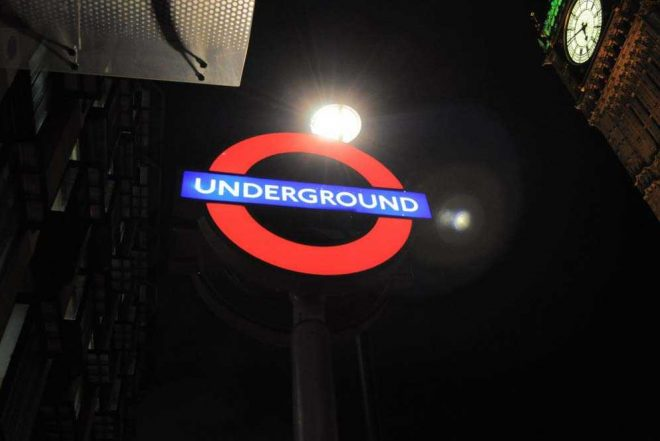 The Night Tube will return at the end of November