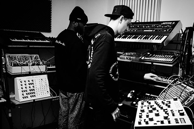 Boys Noize collaborates with Virgil Abloh on his first ever music release