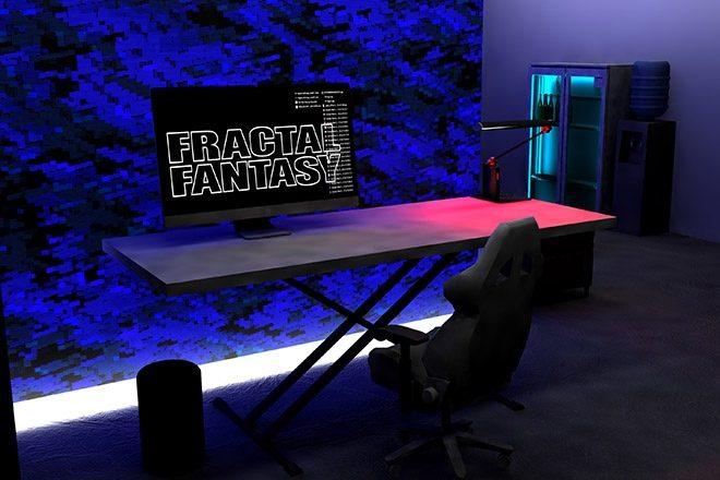 Take a tour of Fractal Fantasy's digital club concept Virtua