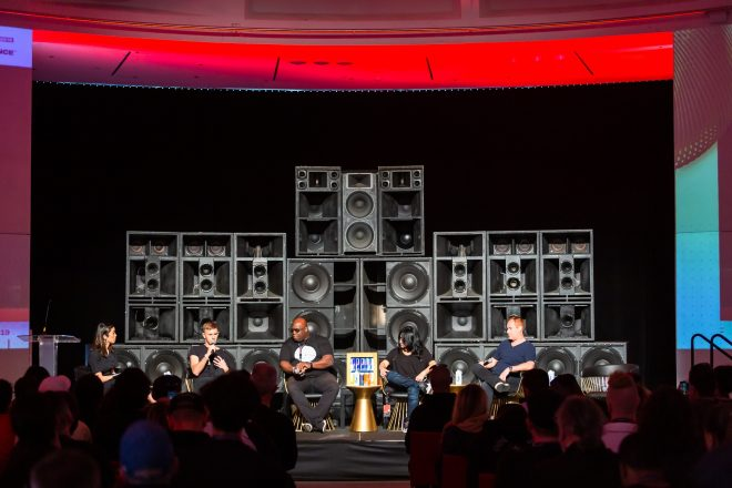 The full speaker and performer list for Winter Music Conference is here