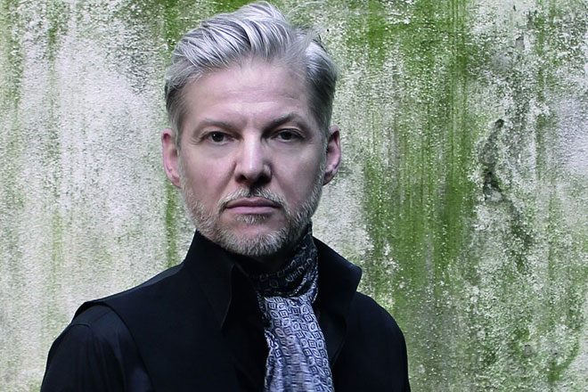 Wolfgang Voigt has announced a new Gas album called 'Rausch'