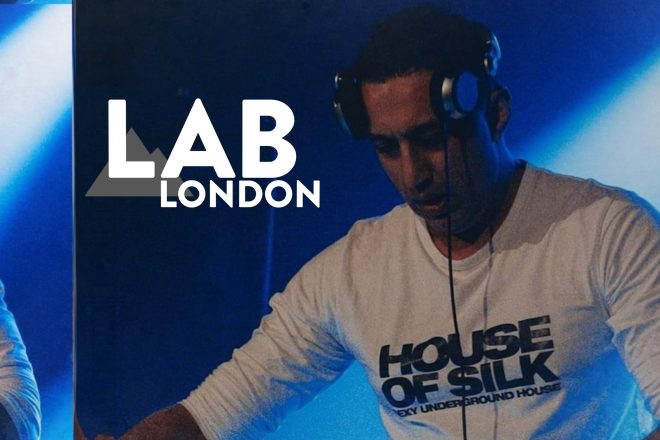 House Of Silk Takeover in The Lab LDN