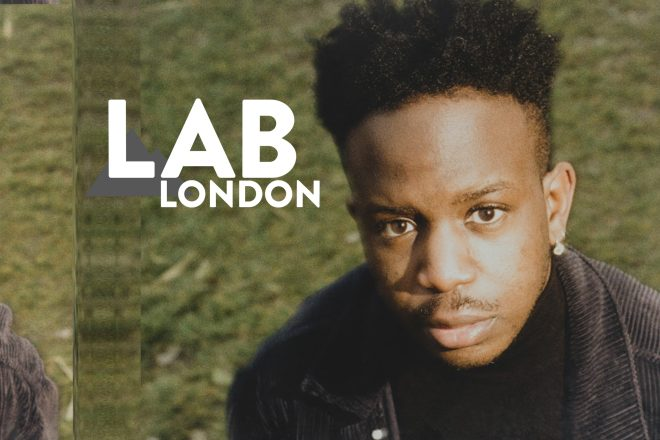salute in The Lab LDN