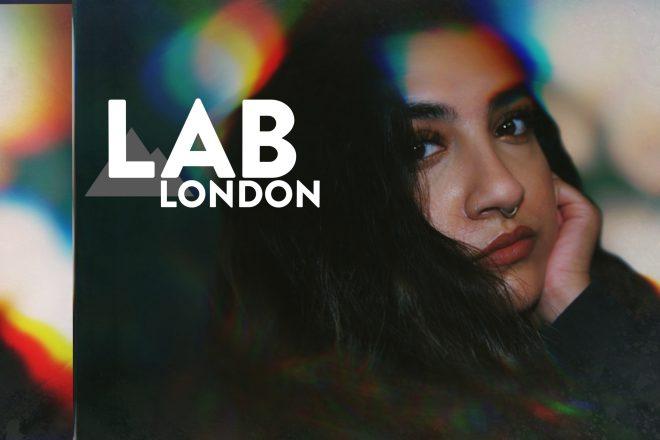 NAINA in The Lab LDN