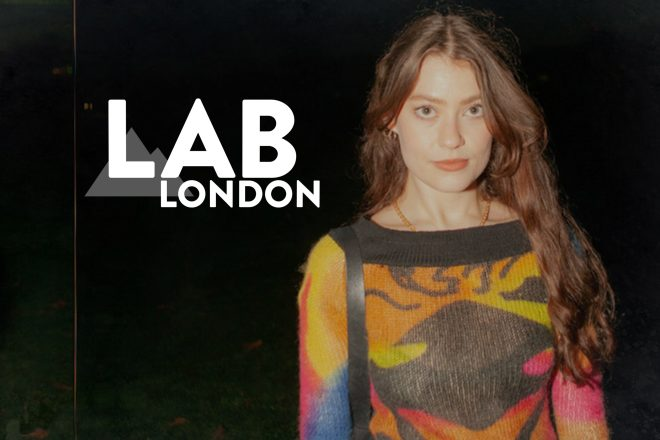 Alexis in The Lab LDN