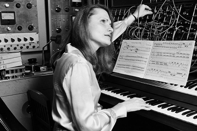 There's a new biography of American synth pioneer Wendy Carlos