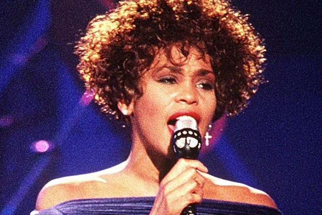 A Whitney Houston biopic is being made