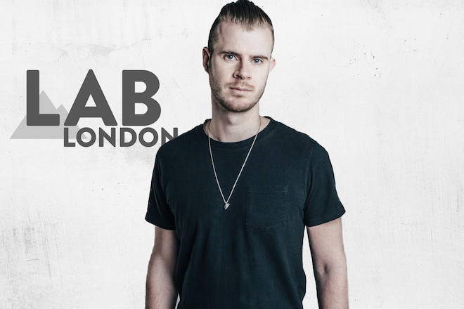 Wilkinson in The Lab LDN
