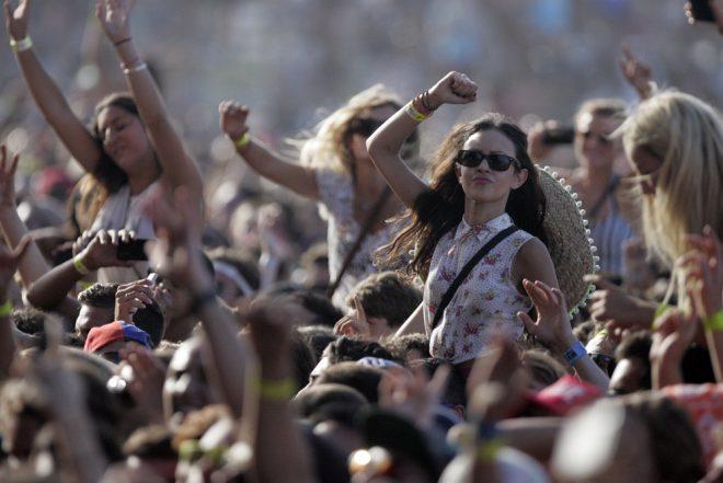 Schwedens erstes Musikfestival nur für Frauen kann stattfinden