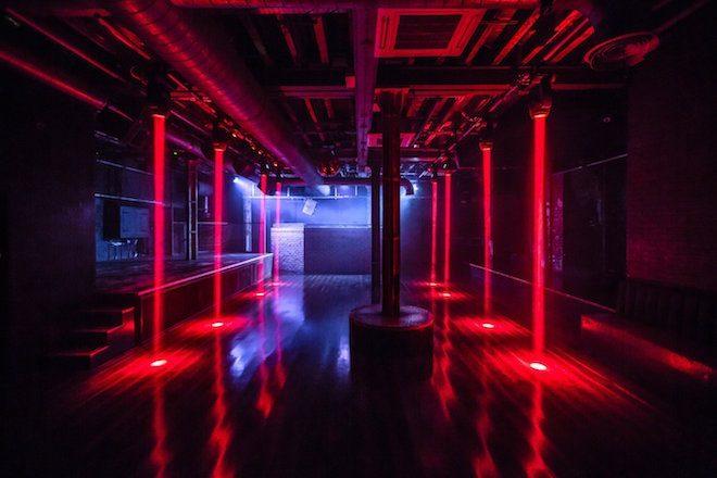 London nightclub XOYO's had a revamp