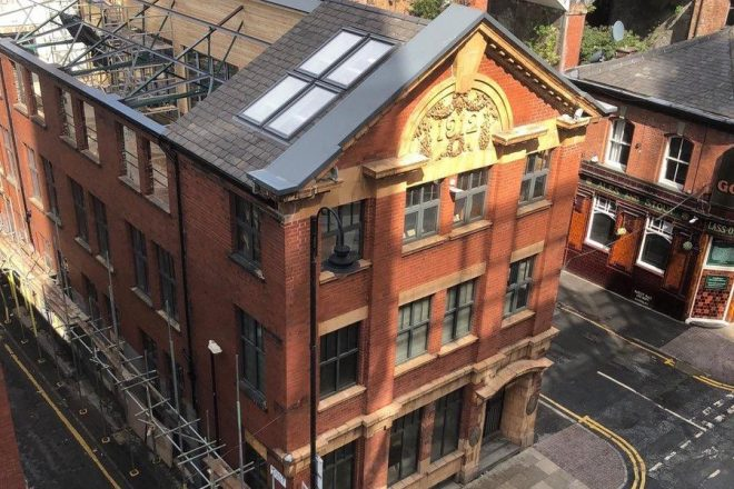 A new four-storey venue is opening in Manchester