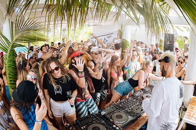 Patrick Topping, What So Not, Mija head to Fiji for Your Paradise
