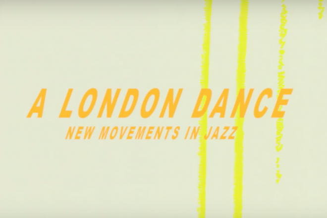 Check out a new film celebrating London's jazz scene