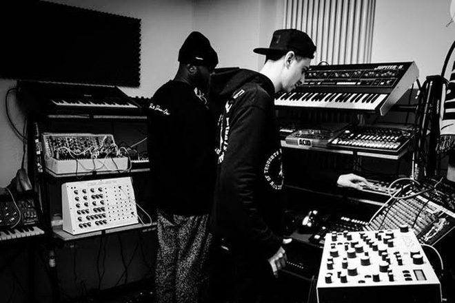 Boys Noize and Virgil Abloh's 'Orvnge EP' is now available to stream