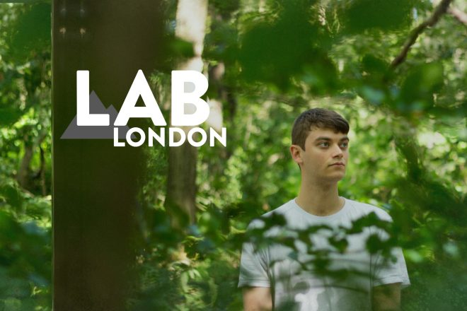 Adam Pits in The Lab LDN