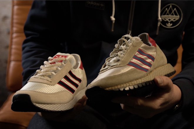 Acid house and the Summer Of Love inspire new line of Adidas trainers
