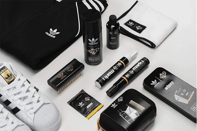 Crep Protect and adidas_LDN team up for collaboration