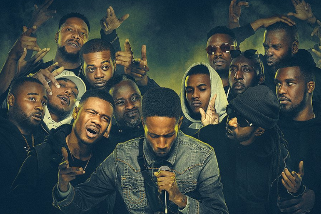 Grime movie 'Against All Odds' premiered on Channel U this week