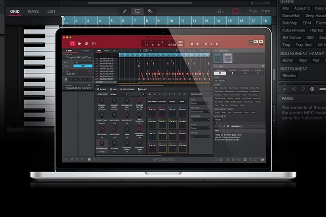 Akai Professional announces free beat-making software MPC Beats