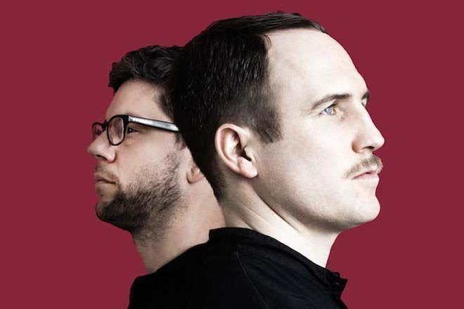 Âme and Red Axes to play Israel's Grounded Vacation festival