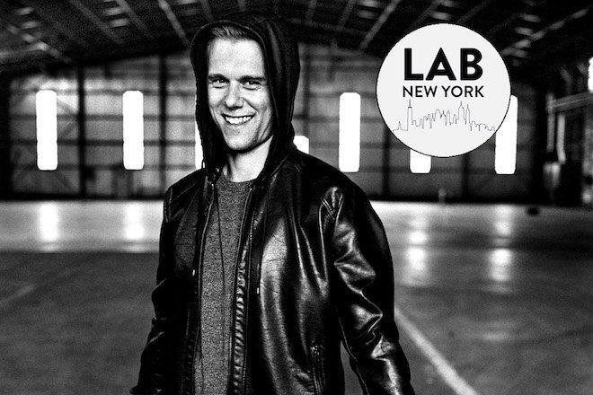 Armin Van Buuren in The Lab NYC