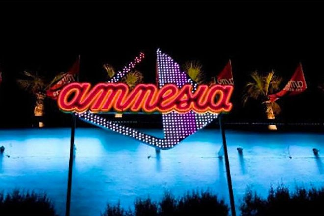130 people were evicted from a party at Amnesia in Ibiza at the weekend