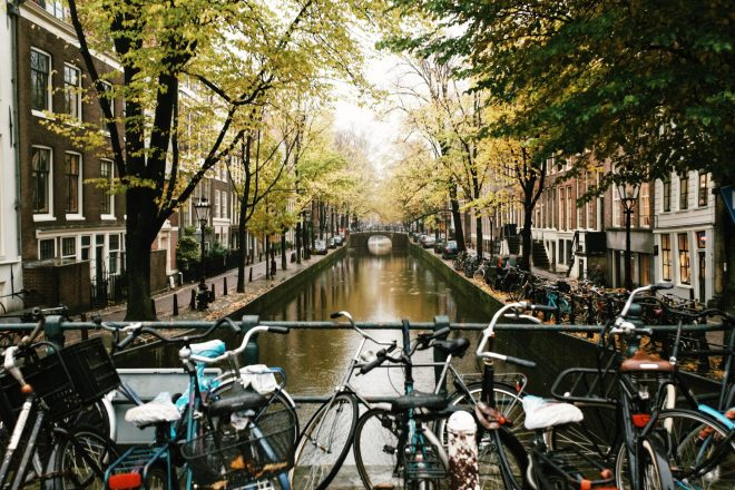 Amsterdam has imposed sound restrictions on outdoor and warehouse events