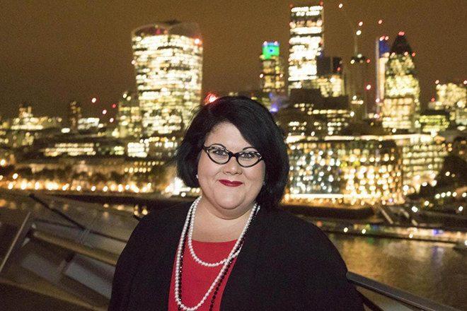 Amy Lamé is London's first Night Czar