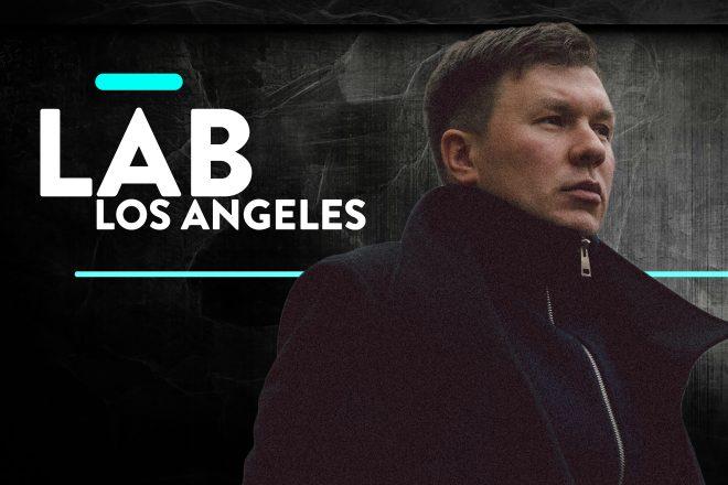 Andrey Pushkarev in The Lab LA