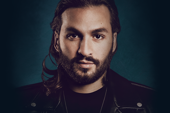 Steve Angello's involved with a forthcoming EDM drama called The Drop