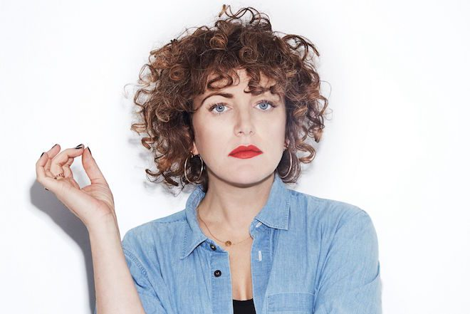 Annie Mac says phones are ruining the clubbing experience