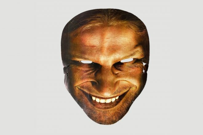 A collection of merch celebrating Aphex Twin's 50th birthday has been launched